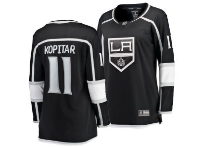 Los Angeles Kings Anze Kopitar NHL Branded NHL Women's Breakaway Player Jersey