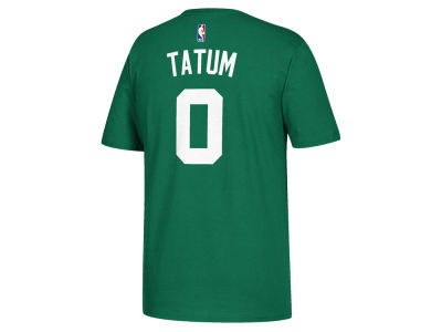 Boston Celtics Jayson Tatum adidas NBA Men's Player T-Shirt
