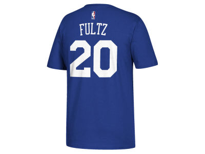 Philadelphia 76ers Markelle Fultz adidas NBA Men's Player T-Shirt