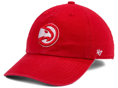 Atlanta Hawks '47 NBA Kids '47 CLEAN UP Cap