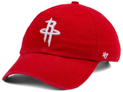 Houston Rockets '47 NBA Kids Clean Up Cap