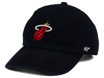 Miami Heat '47 NBA Kids Clean Up Cap