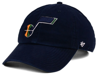 Utah Jazz '47 NBA Kids Clean Up Cap