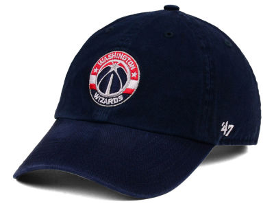 Washington Wizards '47 NBA Kids Clean Up Cap
