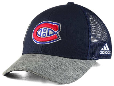 Montreal Canadiens adidas NHL Youth Start of Season Adjustable Cap
