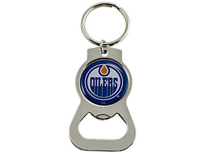 Edmonton Oilers NHL Bottle Opener Key Ring