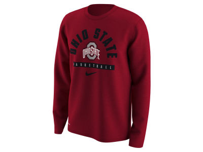 df1b666f Nike NCAA Men's Basketball Legend Long Sleeve T-Shirt Apparel at  OhioStateBuckeyes.com