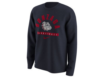 Gonzaga Bulldogs Nike NCAA Men's Basketball Legend Long Sleeve T-Shirt
