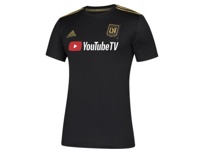 Los Angeles Football Club adidas MLS Men's Primary Replica Jersey