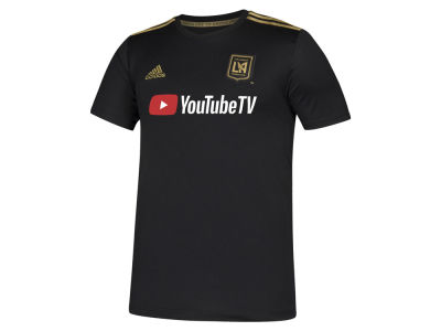 Los Angeles Football Club adidas MLS Youth Primary Replica Jersey