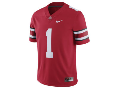 Ohio State Buckeyes Nike NCAA Men's Limited Football Jersey