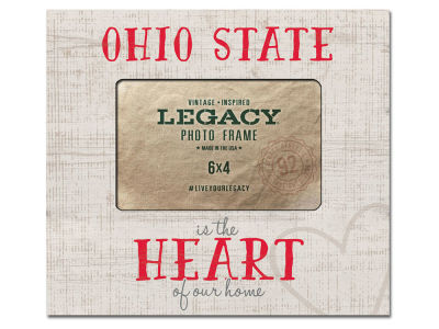 Ohio State Buckeyes 4x6 Picture Frame