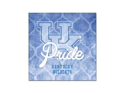 Kentucky Wildcats 14x14 Canvas Wall Art