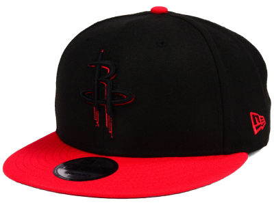 Houston Rockets New Era NBA Team Double Twist 9FIFTY Snapback Cap