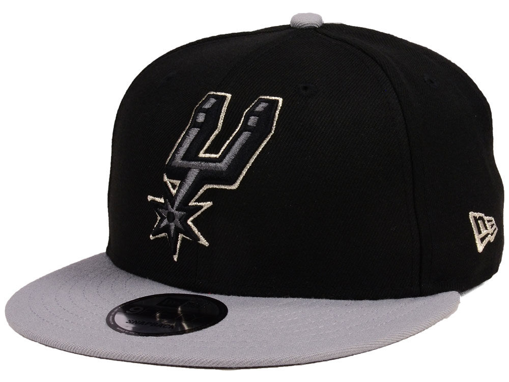 reputable site aa95b 61868 ... italy san antonio spurs new era nba team double twist 9fifty snapback  cap lids 45570 ae8b4