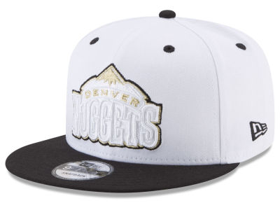 Denver Nuggets New Era NBA Double Twist 9FIFTY Snapback Cap