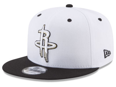 Houston Rockets New Era NBA Double Twist 9FIFTY Snapback Cap