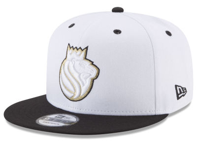 Sacramento Kings New Era NBA Double Twist 9FIFTY Snapback Cap