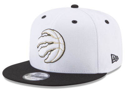 Toronto Raptors New Era NBA Double Twist 9FIFTY Snapback Cap