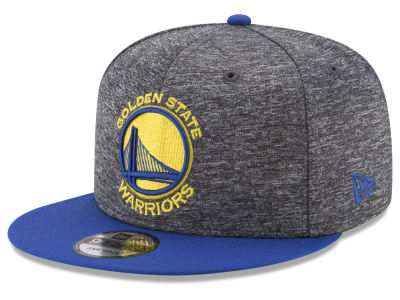 Golden State Warriors New Era NBA Shadow Pop 9FIFTY Snapback Cap