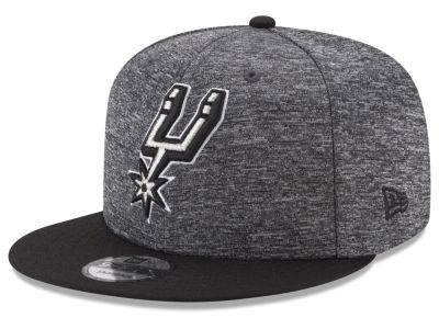 San Antonio Spurs New Era NBA Shadow Pop 9FIFTY Snapback Cap