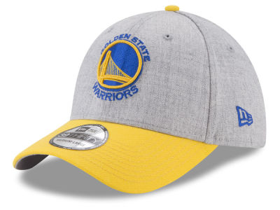 Golden State Warriors New Era NBA Heather Hoop 39THIRTY Cap