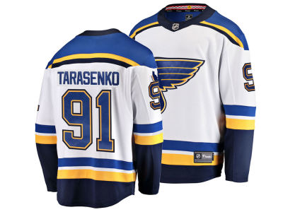 St. Louis Blues Vladimir Tarasenko NHL Branded NHL Men's Breakaway Player Jersey