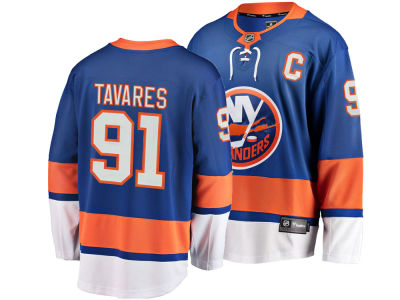 New York Islanders John Tavares NHL Men's Breakaway Player Jersey