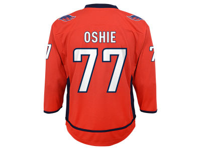 Washington Capitals T. J. Oshie NHL Men's Breakaway Player Jersey