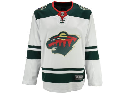 Minnesota Wild NHL Branded NHL Men's Breakaway Jersey