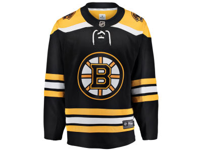 Boston Bruins NHL Branded NHL Men's Breakaway Jersey