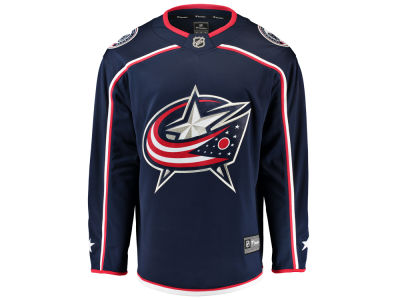 Columbus Blue Jackets NHL Men's Breakaway Jersey