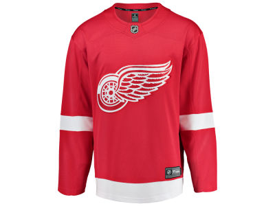 Detroit Red Wings NHL Men's Breakaway Jersey