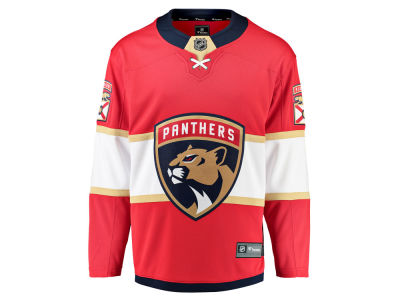 Florida Panthers NHL Men's Breakaway Jersey