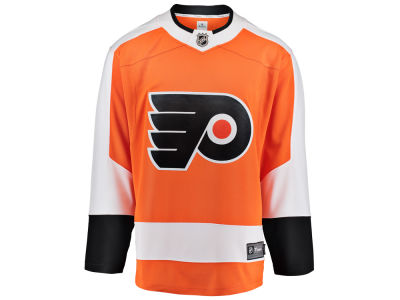 Philadelphia Flyers NHL Branded NHL Men's Breakaway Jersey