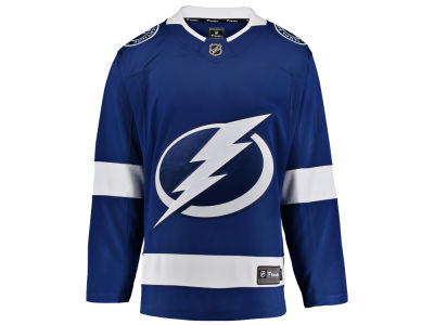 Tampa Bay Lightning NHL Branded NHL Men's Breakaway Jersey
