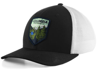Columbia Mesh Park Patch Cap