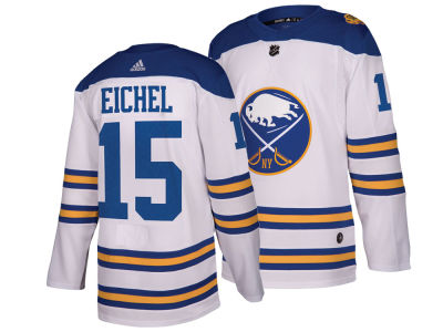 Buffalo Sabres Jack Eichel adidas 2018 NHL Men's Winter Classic Authentic Player Jersey