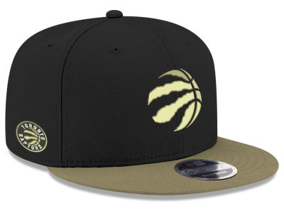 Toronto Raptors New Era NBA Basic Link 9FIFTY Snapback Cap