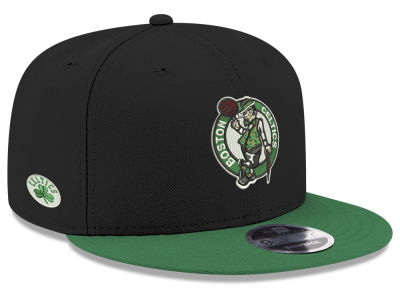 Boston Celtics New Era NBA Basic Link 9FIFTY Snapback Cap