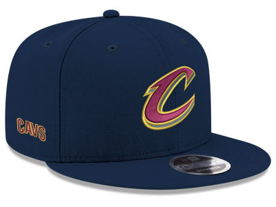 Cleveland Cavaliers New Era NBA Basic Link 9FIFTY Snapback Cap