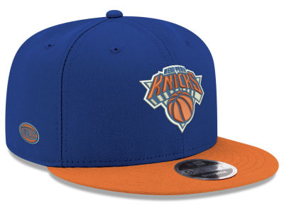 New York Knicks New Era NBA Basic Link 9FIFTY Snapback Cap