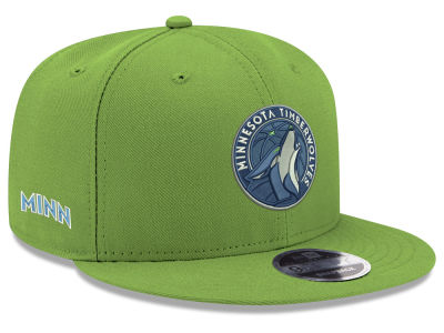 Minnesota Timberwolves New Era NBA Basic Link 9FIFTY Snapback Cap