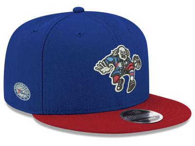 Philadelphia 76ers New Era NBA Basic Link 9FIFTY Snapback Cap