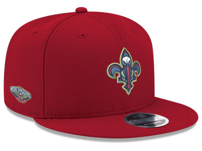 New Orleans Pelicans New Era NBA Basic Link 9FIFTY Snapback Cap