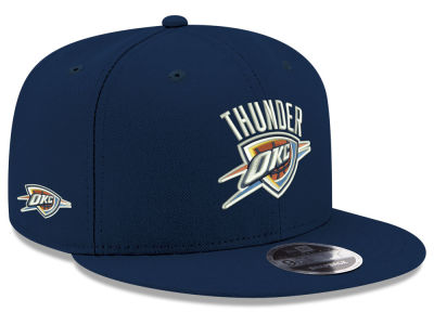 Oklahoma City Thunder New Era NBA Basic Link 9FIFTY Snapback Cap