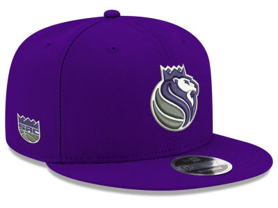 Sacramento Kings New Era NBA Basic Link 9FIFTY Snapback Cap