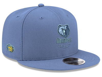 Memphis Grizzlies New Era NBA Basic Link 9FIFTY Snapback Cap