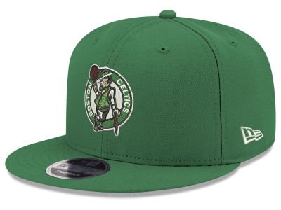 Boston Celtics New Era NBA Youth Basic Link 9FIFTY Snapback Cap