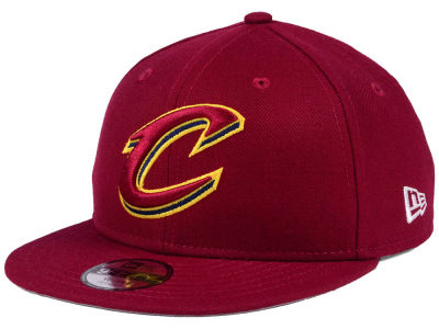 Cleveland Cavaliers New Era NBA Youth Basic Link 9FIFTY Snapback Cap